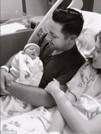 Coco Rocha Welcomes baby girl