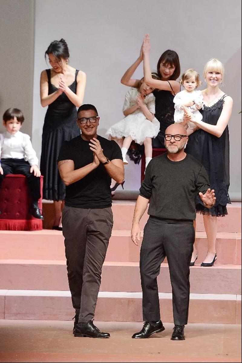 Criticism Continues Against Dolce & Gabbana Remarks On Family