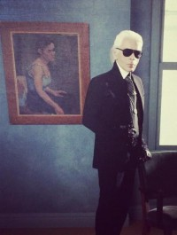 Karl Lagerfeld Mega Fashion Retrospective To Open In Germany