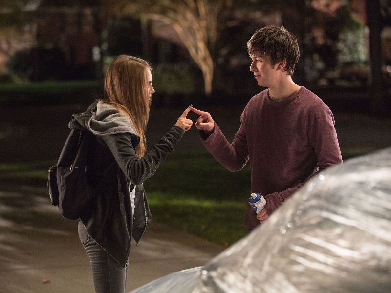 See The First Images Of Cara Delevingne In \'Paper Towns\'
