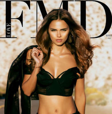 Presenting the S/S 2015 Issue of LoveFMD