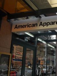 American Apparel Under Fire Again