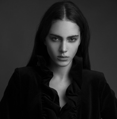 Model of the month : April 2015 Tako Natsvlishvili