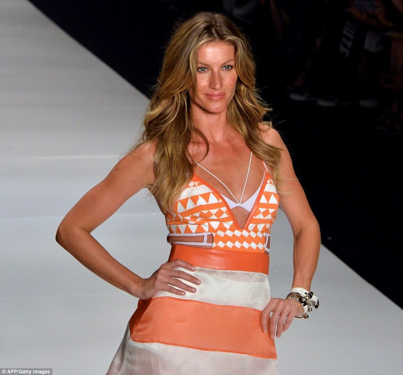 Gisele Bundchen To Build Own Brand