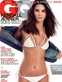 Kendall Jenner Goes Topless For GQ