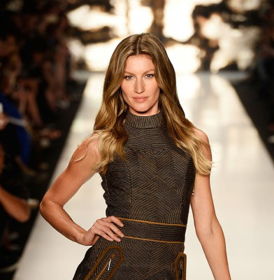 Gisele Bundchen explains why she\'s retiring from the runway