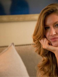Newsmaker Of The Week : Gisele Bundchen