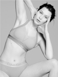 Bella Hadid Strips Down For CR Fashion Book