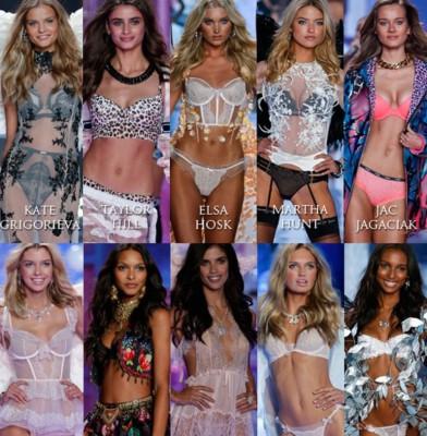 Meet the new Victoria\'s Secret Models