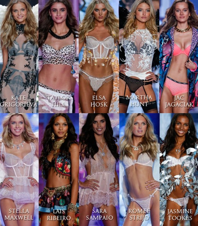 Meet the new Victoria\'s Secret Models