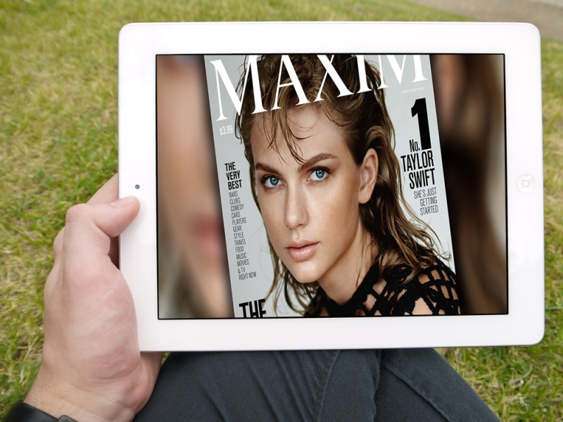Turning the Page: Maxim EIC Reinvents Its Hot 100 List