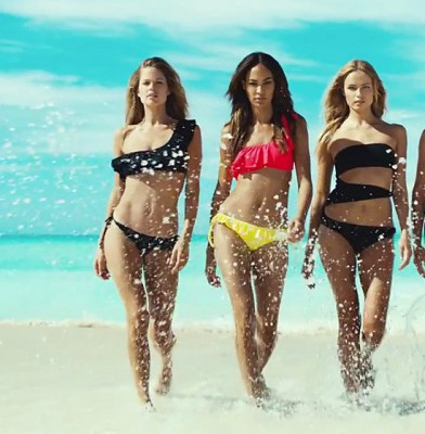 Lima, Kroes, Poly and Smalls turn action stars for new H&M campaign