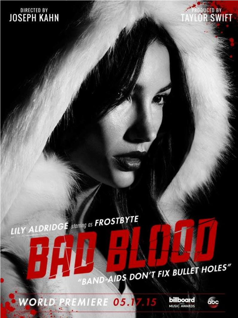Karlie Kloss, Lily Aldridge And Gigi Hadid Join Star-Studded Cast Of Taylor Swift\'s \'Bad Blood\' Video