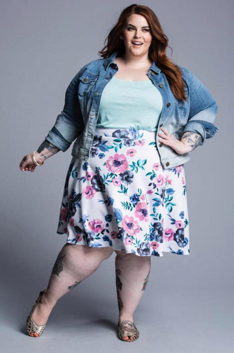 plus size model tess holliday lands people mag cover news the fmd. Black Bedroom Furniture Sets. Home Design Ideas