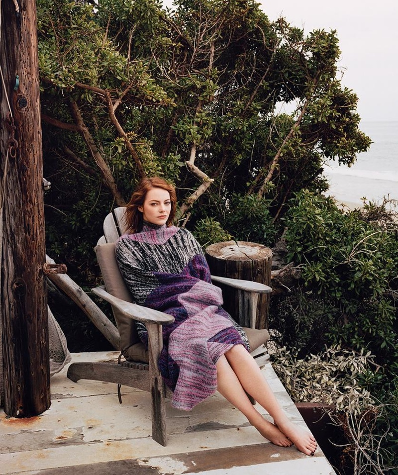 Emma Stone Graces the Cover of WSJ Magazine