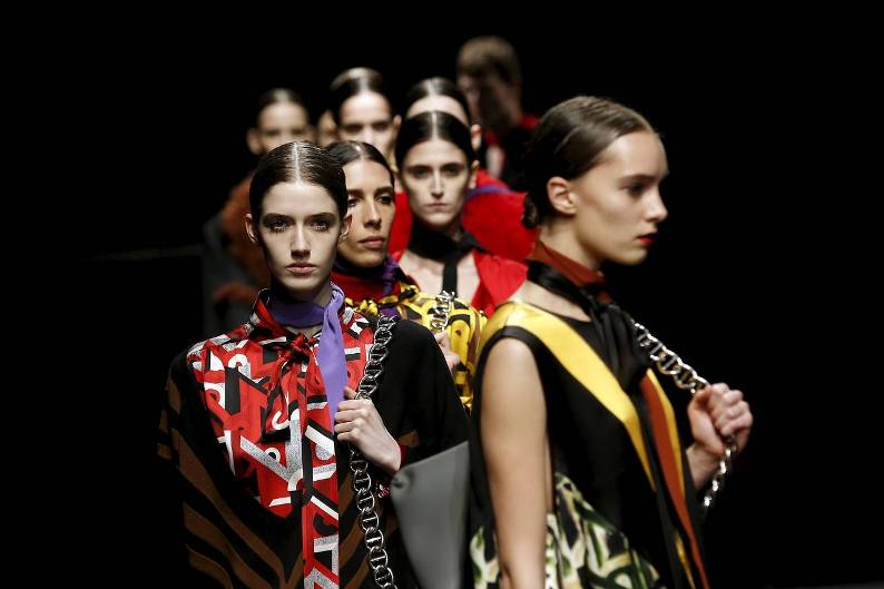 Prada\'s Profits Continue To Slide