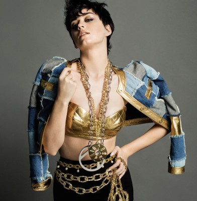 Katy Perry Is The New Face Of Moschino
