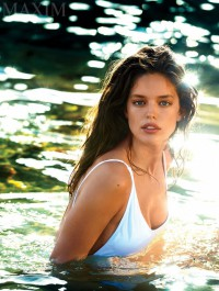 Emily DiDonato Sizzles As Maxim\'s August 2015 Cover Girl