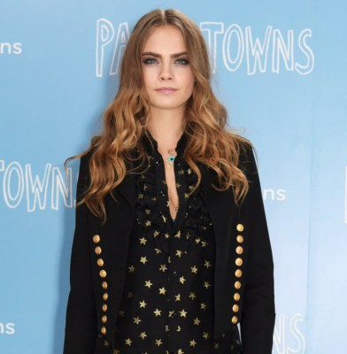 Is Cara Delevingne Leaving Fashion Behind ?