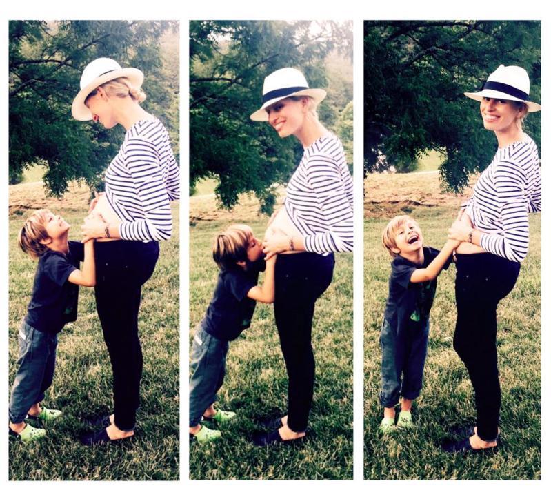 Karolina Kurkova Pregnant With Second Child