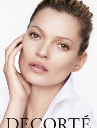 Kate Moss Is The New Face Of Decorte