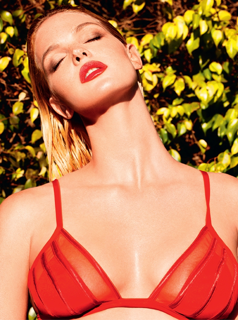 Erin Heatherton Sizzles On Cover Of GQ Spain