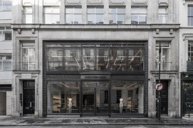 Alexander Wang Opens First European Flagship Store