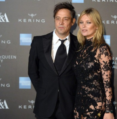 Kate Moss Splits From Husband Jamie Hince