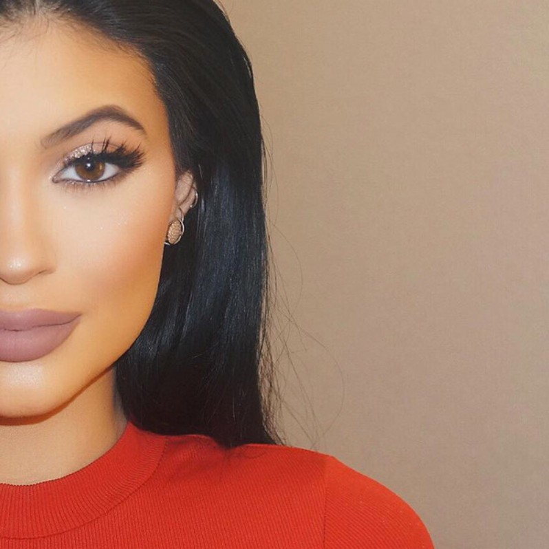 Kylie Jenner Is Launching A Lipstick Line
