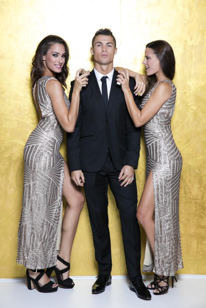 Cristiano Ronaldo Launches Men\'s Fragrance