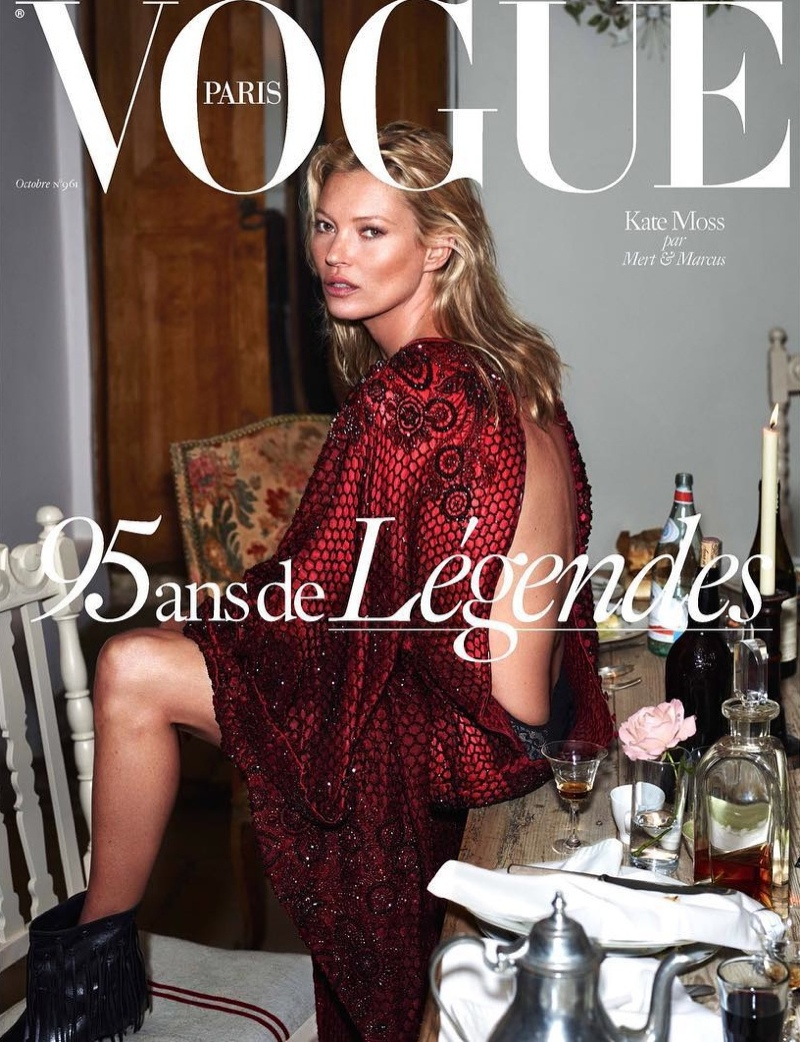 Vogue Paris Celebrates 95 Years