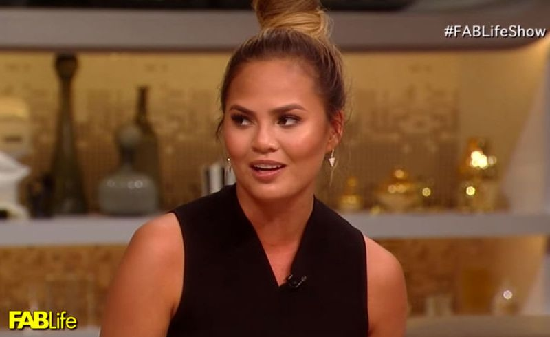 Chrissy Teigen opens up about fertility troubles