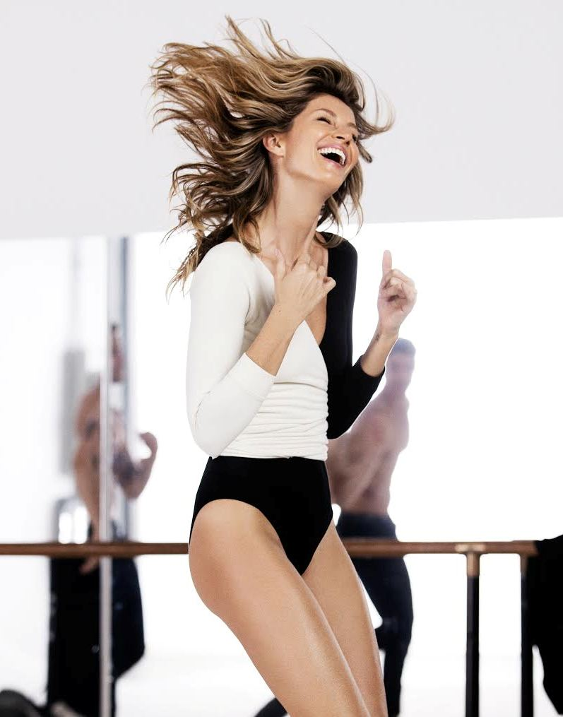 Gisele Bundchen is Perfection in Stuart Weitzman\'s first ever commercial