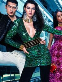 Gigi Hadid, Kendall Jenner Lead Balmain\'s Supermodel League H&M Campaign