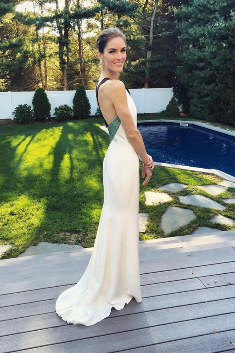 Hilary Rhoda Marries Sean Avery