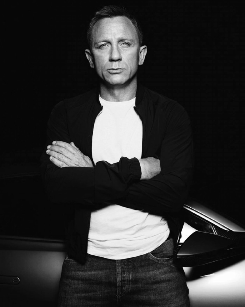 Daniel Craig Is GQ Australia\'s November Cover Star