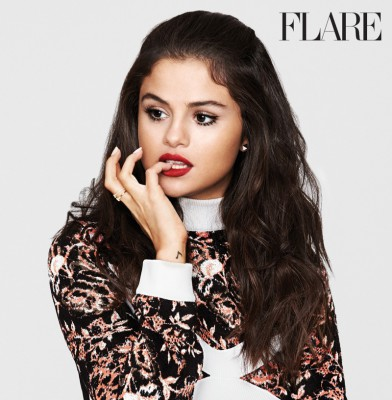 Selena Gomez Stuns In Sexy Shoot For Flare Magazine