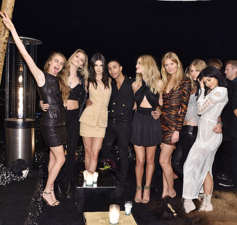 Inside Olivier Rousteing\'s epic 30th Birthday Bash