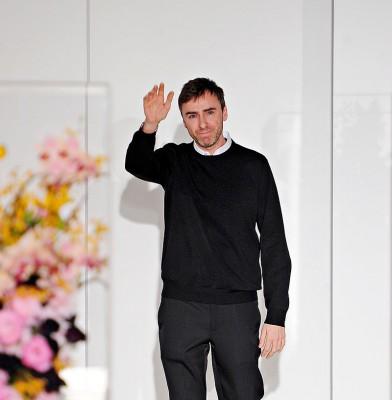 Raf Simons Is Leaving Christian Dior