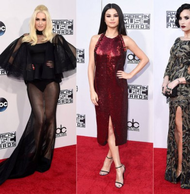The best looks from the 2015 AMAs