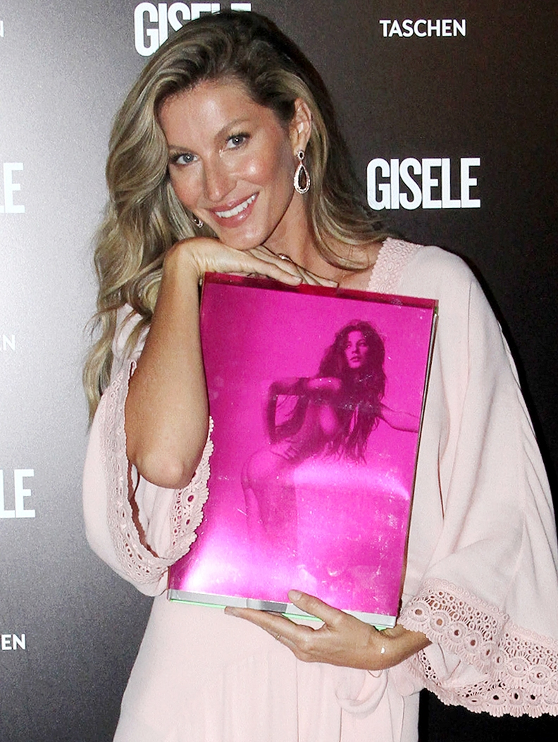 Gisele\'s $700 book sells out