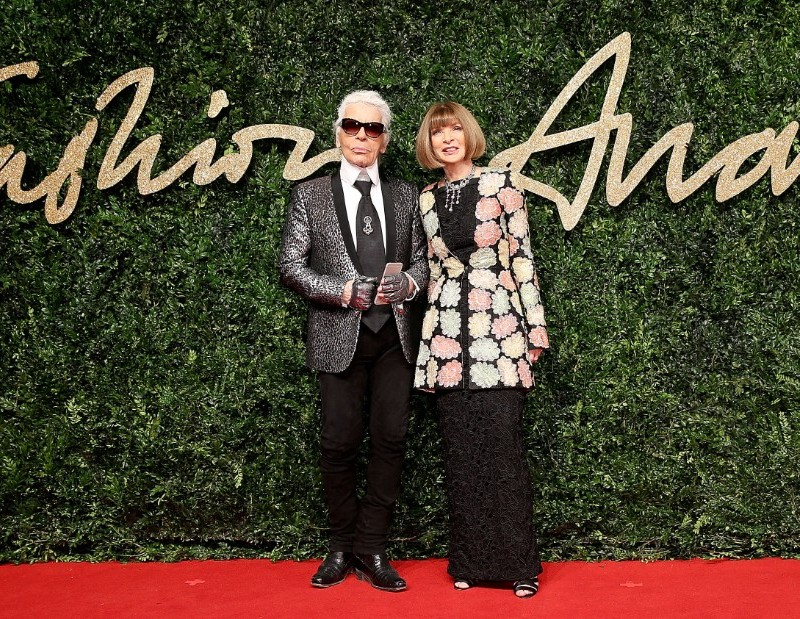 Highlights from the 2015 British Fashion Council Awards