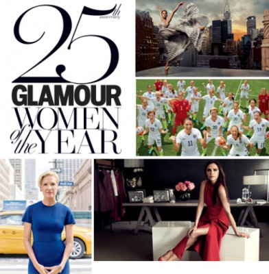 Highlights from the 2015 Glamour Women of the Year Awards