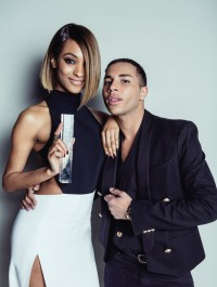 Jourdan Dunn wins Model Of The Year at the BFAs