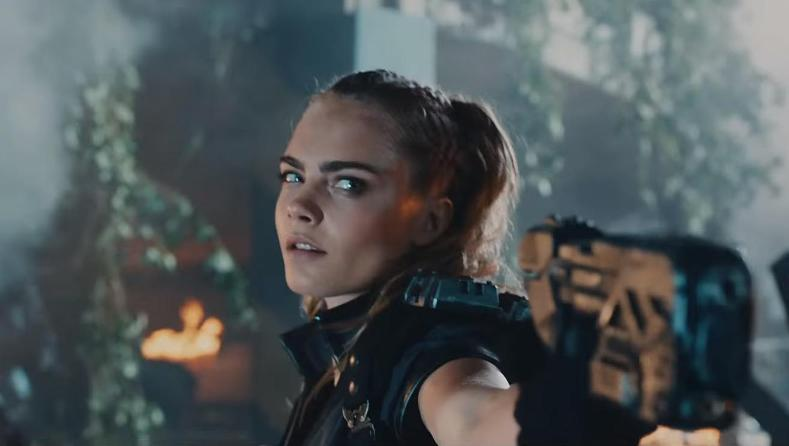 Cara Delevingne Stars In \'Call of Duty\' Trailer