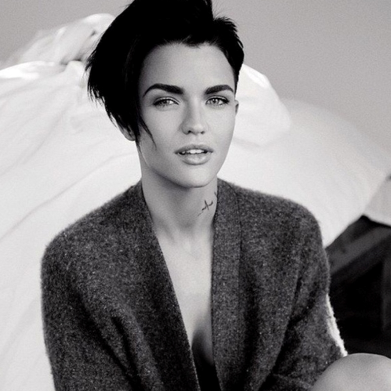 Our newsmaker this week is model dj and actor ruby rose