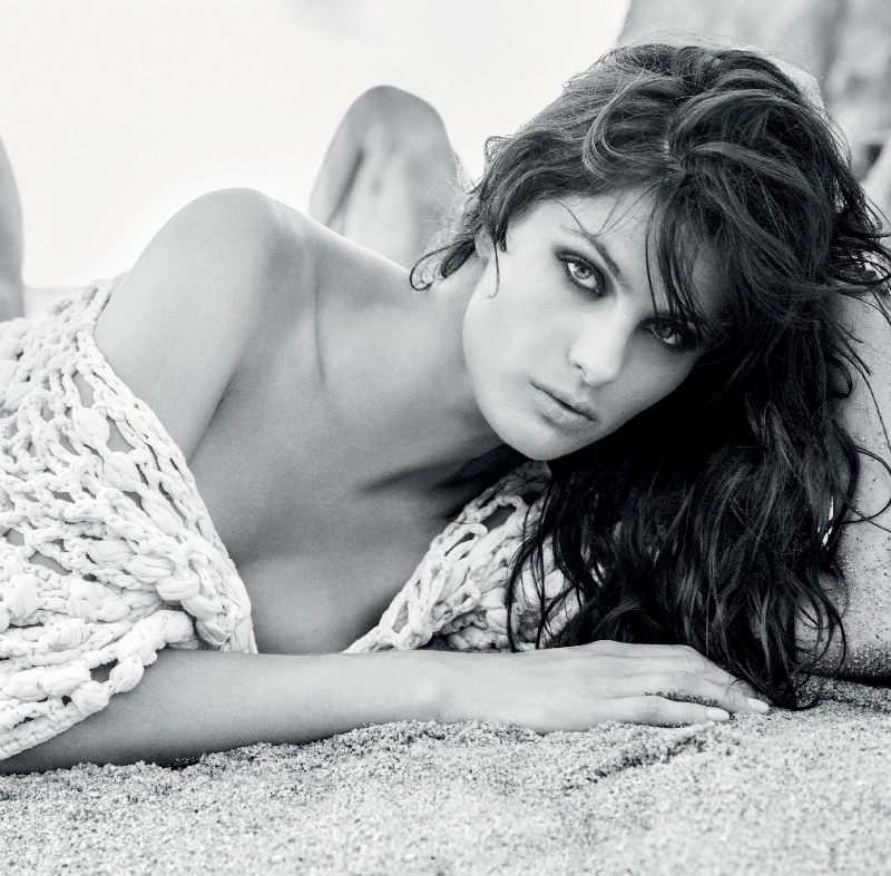 Isabeli Fontana sizzles in Beach ready looks for Marie Claire Brazil