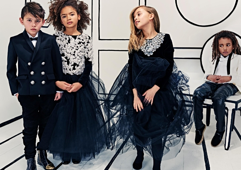 Balmain To Launch Children\'s Line