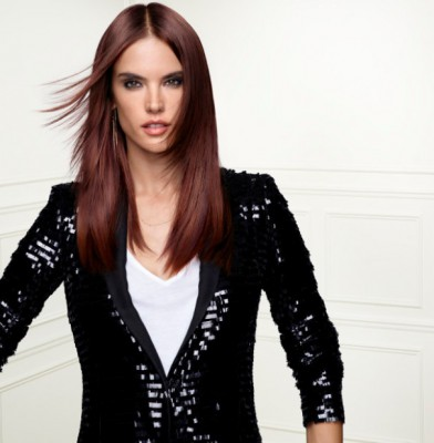 Alessandra Ambrosio is the new face of L\'Oreal Professional