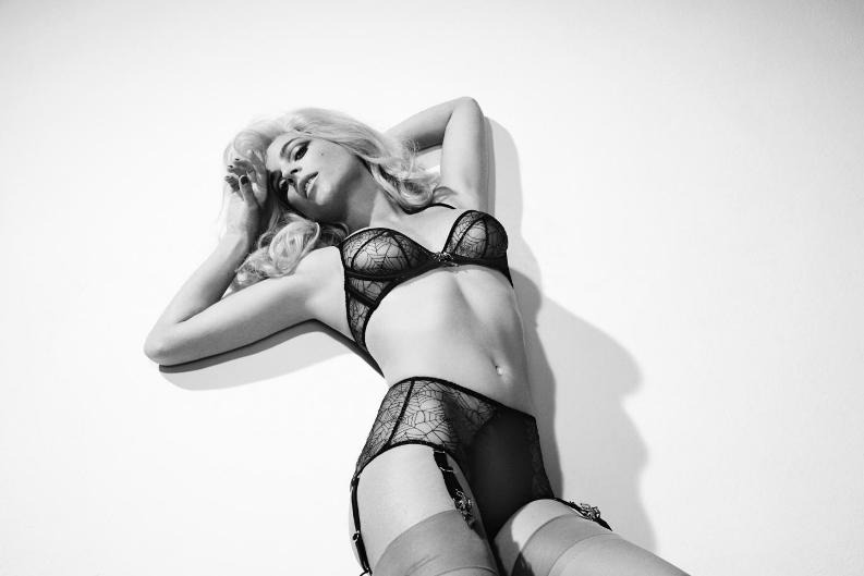 Charlotte Olympia and Agent Provocateur Collaborate on Capsule Lingerie Collection